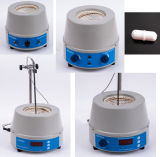 Manteau de chauffage de laboratoire, instruments de chauffage de laboratoire