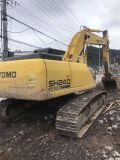 Máquina escavadora usada Sumitomo 240-A5 para a venda