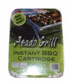 Milieu Beschikbare BBQ Grill met Geraffineerde Synthetische Houtskool