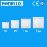 고품질 24W 지상 거치된 정연한 LED 위원회 빛