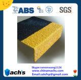 Mayorista de fábrica de cemento de fibra de vidrio Antideslizante cubierta de la banda de rodadura de la escalera de FRP