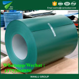 PPGI/PPGL Metalldach-Blatt/Eisen-Stahlfliese-gewölbte Metallblätter