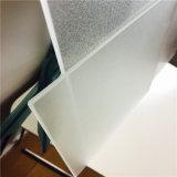 Ultra очистить утюг 3.2mm низкого закаленное стекло солнечной энергии