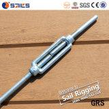Гальванизированный стальной тип тандер крюка с проушиной рамки JIS