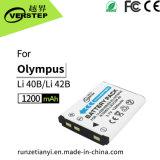 Compatible avec Olympus Li-40B/42b /En-EL10 /FNP45 /K7006 /D-LI63 /CNP-80 batterie appareil photo numérique