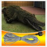 Silikon-Gummi-wasserdichtes Reptil-Heizkabel