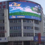 Écran visuel de publicité polychrome de location extérieur P10