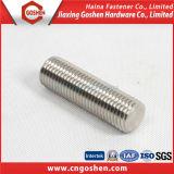 De aço inoxidável 304 316 / Parafuso Prisioneiro de aço carbono/ Haste Roscada