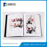 Serviços de impressão de livros de papel de arte
