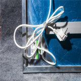 Image personnalisée ! ! Le panneau en cristal de chauffage de carbone d'infrarouge lointain pour fabrique de la pièce de sauna