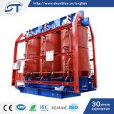 alta tensão de 11kv 33kv tipo seco transformador de 3 fases da distribuição de potência da resina do molde