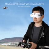 A competência de venda quente nova do brinquedo de HD Fpv recebe óculos de proteção/vidros video populares