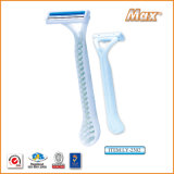 High Quality Twin Blade Good Selling Disposable Razor (LY - 2300)