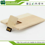 A placa USB de madeira Stick USB Flash Drive USB