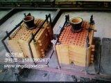 Macchina capa doppia automatica della fucilazione di memoria con il trasportatore (JD-600-Z)