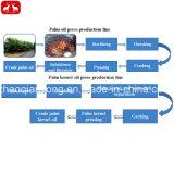 1-5T/H Cheap Type Mini ligne de production de fruits de l'huile de palme