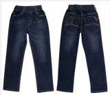 As crianças da moda jeans denim, Jeans Denim infantil, as crianças reta longa vestuário jeans, PCS 150000