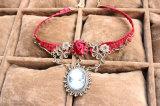 De etnische Uitstekende Gouden Halsband van de Verklaring van de Tegenhanger van de Parel van de Kleur Collares Kleurrijke