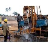 Plate-forme de forage montée par camion de puits d'eau (GL-III)