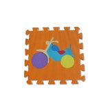 Le jeu mou de casse-tête de mousse d'EVA de qualité Couvre-tapis-Transporte