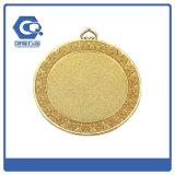 Todo o metal do logotipo do esmalte do esporte 50mm ostenta a medalha