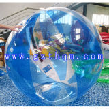 TPU Transparent Inflatable Water Zorb 2m voor Outdoor Sporting