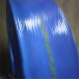 Heavy Duty flexibles de PVC de 3 pulgadas de plegado Layflat la manguera de riego 10 bar