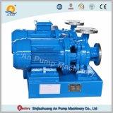 La norme ISO2858 Fermer centrifuge horizontale couplé Fin de la pompe d'aspiration