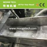 Загрязнен pwaste PE переработки пластика гранулятор машины