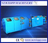 La máquina de Strander del alambre de tres bases con el 100% Detrás-Tuerce tarifa