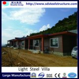 Villa-Light Steel-Container House