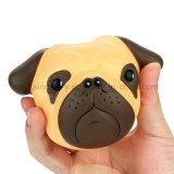 Fun chien charme Squishy parfumés ralentir la hausse du jouet de chevreau de Simulation