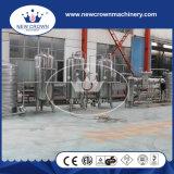 Sistema de osmose reversa personalizado capacidade de aço inoxidável na planta do tratamento da água