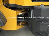 Zl10 CS910 Ce 1,0 enganche rápido hidráulico compacto 1.0ton cargadora de ruedas del convertidor de par.