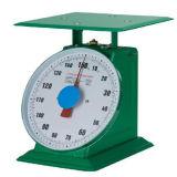 版が付いている150kg頑丈な機械ばねの重量を量るスケール