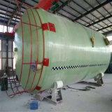 FRP GRP化学タンク大口径圧力タンク