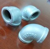 FM/UL/Ce aprobó los accesorios roscados 90 Codo para sistema de combate de incendios