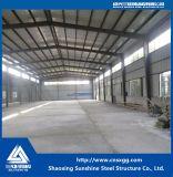 Prefab рамка стальной структуры для стального здания, стального пакгауза