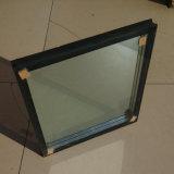19mm+21A+19mmの高性能きっかり透過低いE絶縁されたガラス