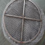 Ss Ruitverwarmer de van uitstekende kwaliteit van het Netwerk van de Draad voor de Kolom van de Distillatie