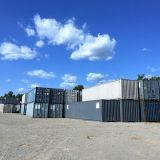 뉴질랜드 호주 Intermodal 콘테이너 트럭 콘테이너
