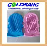 Инструменты косметики перчаток массажа силикона высокого качества