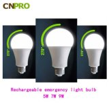 Lampadina intelligente all'ingrosso di alta qualità 7W Emergfency LED di prezzi