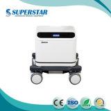 China-zuverlässiger Lieferanten-Krankenwagen-Entlüfter mit mit 4 medizinischer Ausrüstung neues S1200 der Rad-ICU