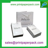 Custom Printed Gift Packaging Shopping Bag Bag com impressão de logotipo