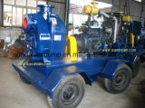 De zelf CentrifugaalPomp van de Dieselmotor van de Instructie