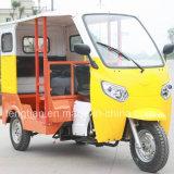 中国Tuc Tucモーター乗客の人力車