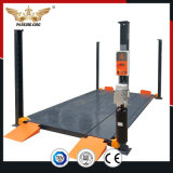 3600kg à 4 postes de système de garage de stationnement