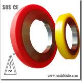 Resistente à corrosão Cortador de borracha redondos Espaçador para anel de borracha da lâmina da guilhotinagem