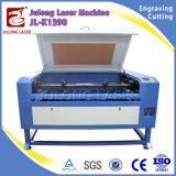 Láser de alta precisión de la máquina de corte de madera MDF acrílico con un bajo coste